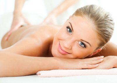 Energizující masáže