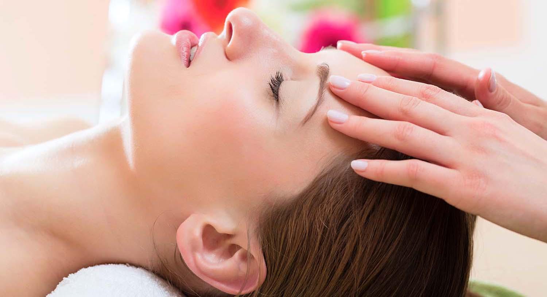 relaxační masáž pro ženy